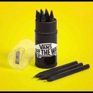 Vans Colored Pencils